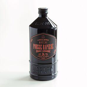 Liqueur d'Armagnac à l'Orange Pousse Rapière 70 cl