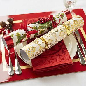 Christmas Cracker 6er Set Winter Berry