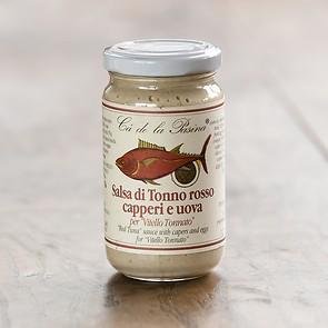 Cá de la Pasina Vitello Tonnato Sauce 175 g