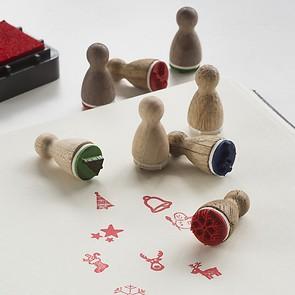 Stemplino Ministempel Weihnachten