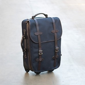 Filson Rolling carry-on Bag Navy