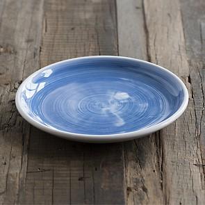 Ruggeri Brushed Blu Kleiner Teller 21 cm
