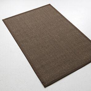 Sisalteppich Bouclé Brown 240 x 300 cm