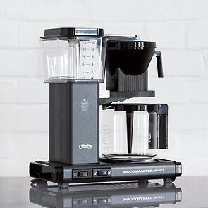 Kaffeemaschine Moccamaster KBG 741 Stone Grey