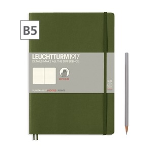 Notizbuch Composition B5 Dotted Army