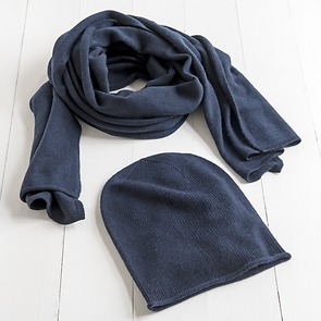 Cashmere Set Navy
