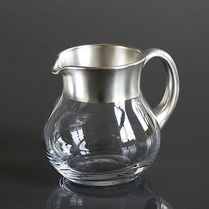 Krug 1,0 l Silber matt