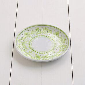 Ruggeri Adelasia Verde Mela Kleiner Teller 21 cm