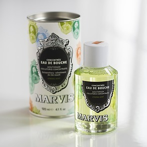 Marvis Mundwasser Eau de Bouche Strong Mint