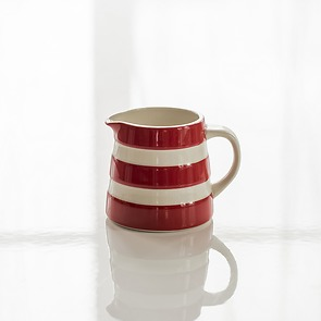 Krug 280 ml Cornishware Rot