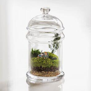Mini-Dioramen: Liegestühle