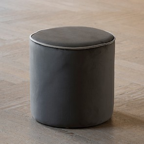 Pouf Madison Marron