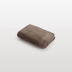Torquato WHITE Handtuch Taupe 50 x 100 cm