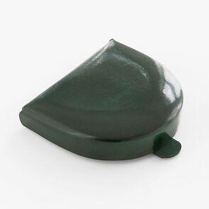 CAF Leder-Schüttelbörse Grün