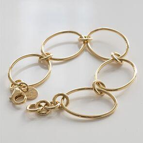 Marjana von Berlepsch Armband Jungle Vergoldet