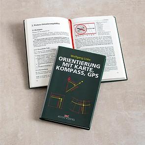 Buch: Orientierung mit Karte, Kompass, GPS