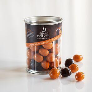 Schokoladenfrüchte Orange