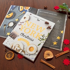 Buch: New York Christmas Brunch
