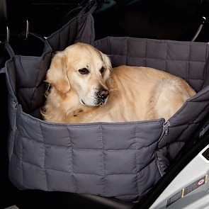 Hundedecke für die Rückbank