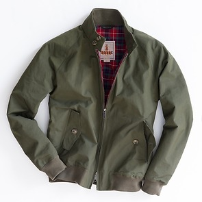 Baracuta G9 Harrington Jacket Beech