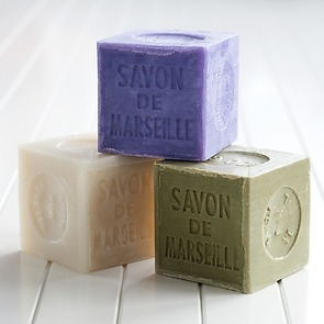 Savon de Marseille Seife 3 x 400 g