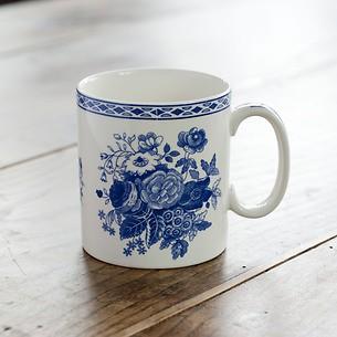 Spode Mug Blue Rose 250 ml