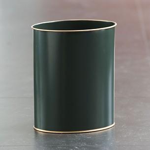 Lady Clare Papierkorb grün