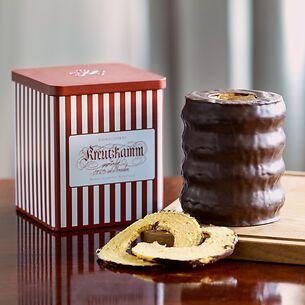Kreutzkamm Baumkuchen Schokoladenguss 500 g