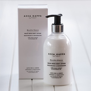 Acca Kappa Body Lotion