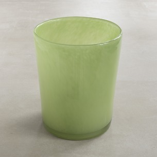 DutZ Konische Vase 23 cm Light Green