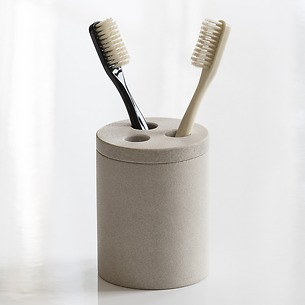 Zahnbürstenhalter Sandstone