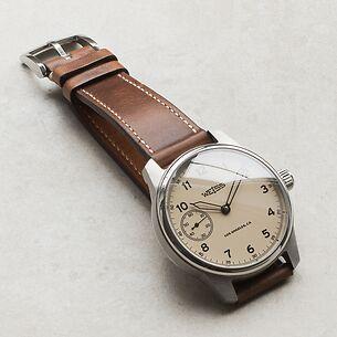 Weiss Watch Company Standard Issue Field Watch Elfenbein