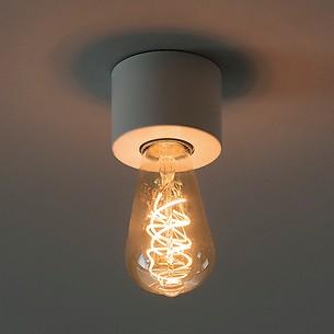 LED Leuchtmittel mit Goldfilter 5 W ST64 Edison E 27