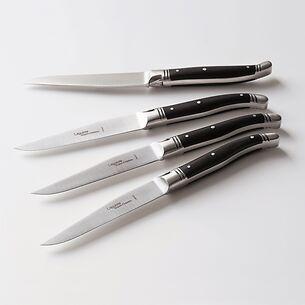 Geschmiedete Laguiole-Steakmesser (4 Stück)