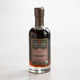 Bio Crown Maple Ahornsirup – Very Dark Color