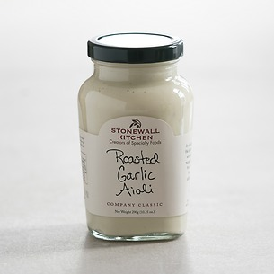 Stonewall Kitchen Flavored Aioli - Roasted Garlic