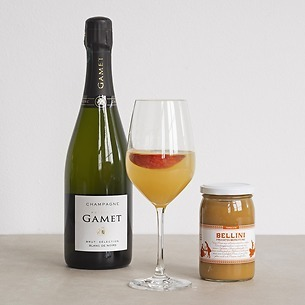 Bellini Cocktail-Set