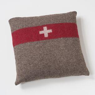 Schweizer Armeedeckenkissen