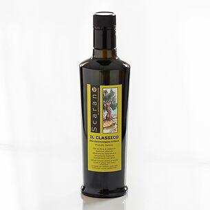 Natives Olivenöl extra Flasche à 0,5 Liter