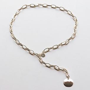 Marjana von Berlepsch Halskette Charm Big Silber