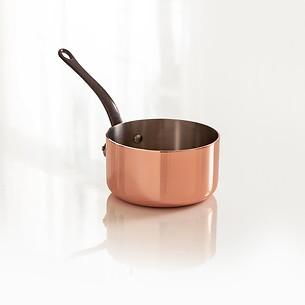De Buyer Stielkasserolle aus Kupfer