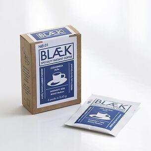 Blaek Instant Coffee NØ.1 á 6 Stück