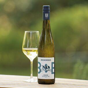 DREIGEBRÜDER Riesling Rotschiefer vom Weingut Prinz-Salm