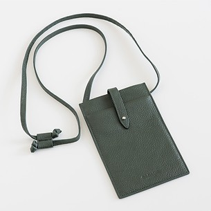 Chi Chi Fan x Torquato Smart Bag Loden