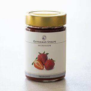 Gutshaus Stolpe: Erdbeermarmelade 370 g