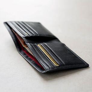 Portemonnaie mit Kartenfächern Nero