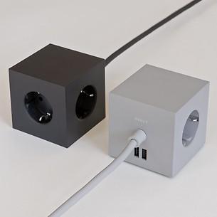 Magnetischer Mehrfachstecker Square 1