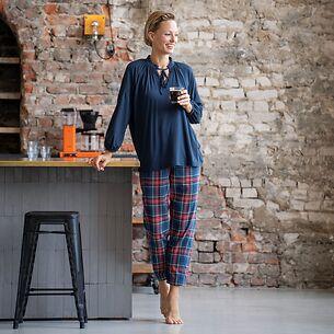 Sunday in Bed Pyjamashirt
