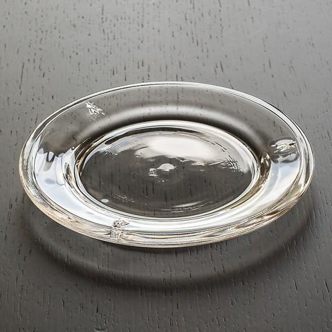 La Rochère Glasteller mit Biene 19 cm