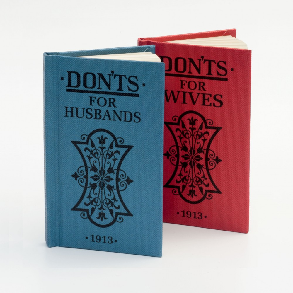 Dont´s for husbands